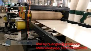 Sloan Mechanical Plastic Sheets